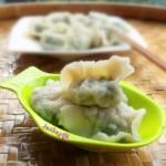 韭菜鲜肉饺