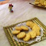 椰子奶油餅干
