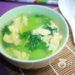 水瓜蛋花湯