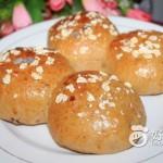 红糖燕麦蔓越莓面包