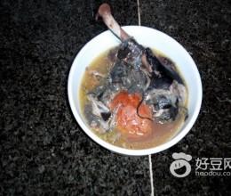 人参果煲鸡汤