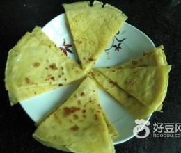 鸡蛋面糊饼