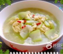 葫芦蛋花汤