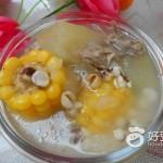 薏米冬瓜玉米鸭汤