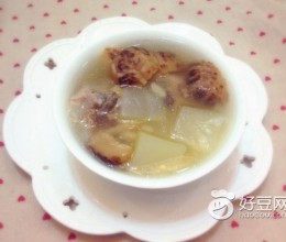 花菇冬瓜汤
