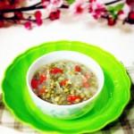 绿豆银耳汤