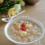 藕莲燕麦糯米粥