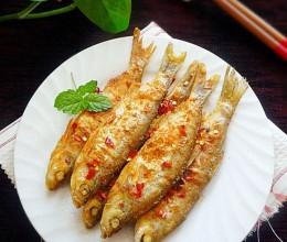 干煎白条鱼