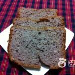 黑米面面包