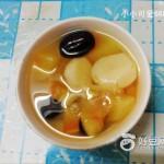 马蹄木瓜红枣汤