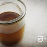 咖啡鸡蛋布丁