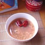 绿豆糯米红枣粥