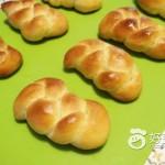 小辮子面包