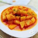 西红柿炒土豆