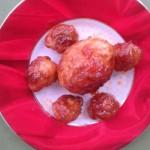 茄汁虎皮鹌鹑蛋