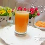 鲜榨哈密瓜汁