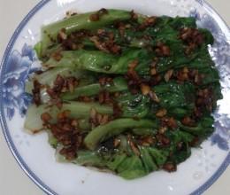 蒜姜蚝油生菜