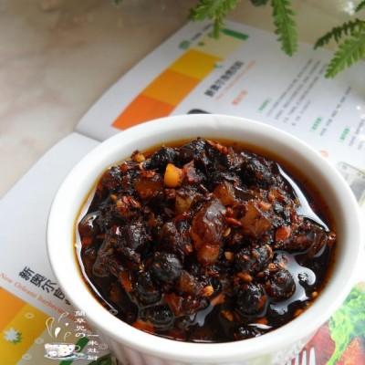 腊味豆豉辣椒酱