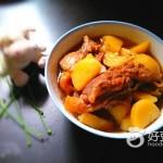 酱香牛肉炖土豆
