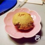 蜂蜜豆松饼