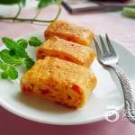 西紅柿厚蛋燒