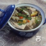 野山椒梭鱼汤