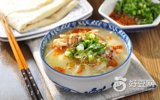 特色羊肉湯