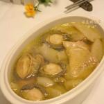 鲍鱼竹荪炖鸡汤