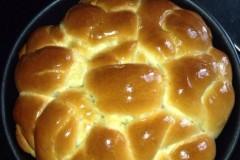 玉米油老式面包