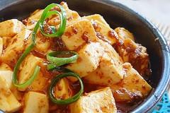 虾子酱炖豆腐