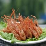 河虾怎么做好吃-炸河虾