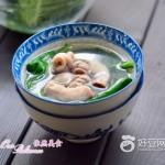 苦菜猪小肠汤