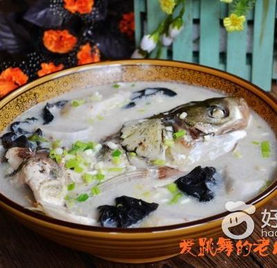 芋艿炖鱼汤