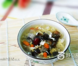 黑白木耳甜汤