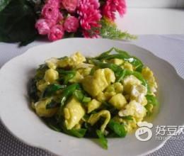 青辣椒炒鸡蛋