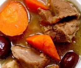 黄芪当归羊肉汤