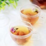 檸檬玫瑰花茶