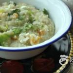 小米鲍鱼菜粥