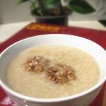 核桃燕麥粥