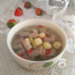 猪小肠莲子汤