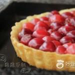酥脆樱桃派