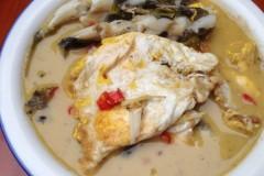 黄鸭叫煮鸡蛋