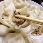 鹿肉香菇馅饺子