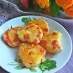 火腿土豆鸡蛋饼