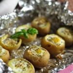烤鹌鹑蛋小土豆