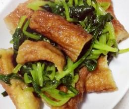 老油条炒小青菜