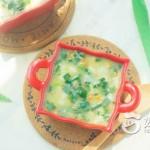 韭菜疙瘩汤
