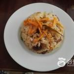 土豆培根焖饭