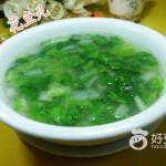 五号菜蚕豆汤