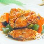 茄汁燒草魚